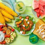Gesund grillen: Warum nicht nur Fleisch auf dem Grill landen sollte!