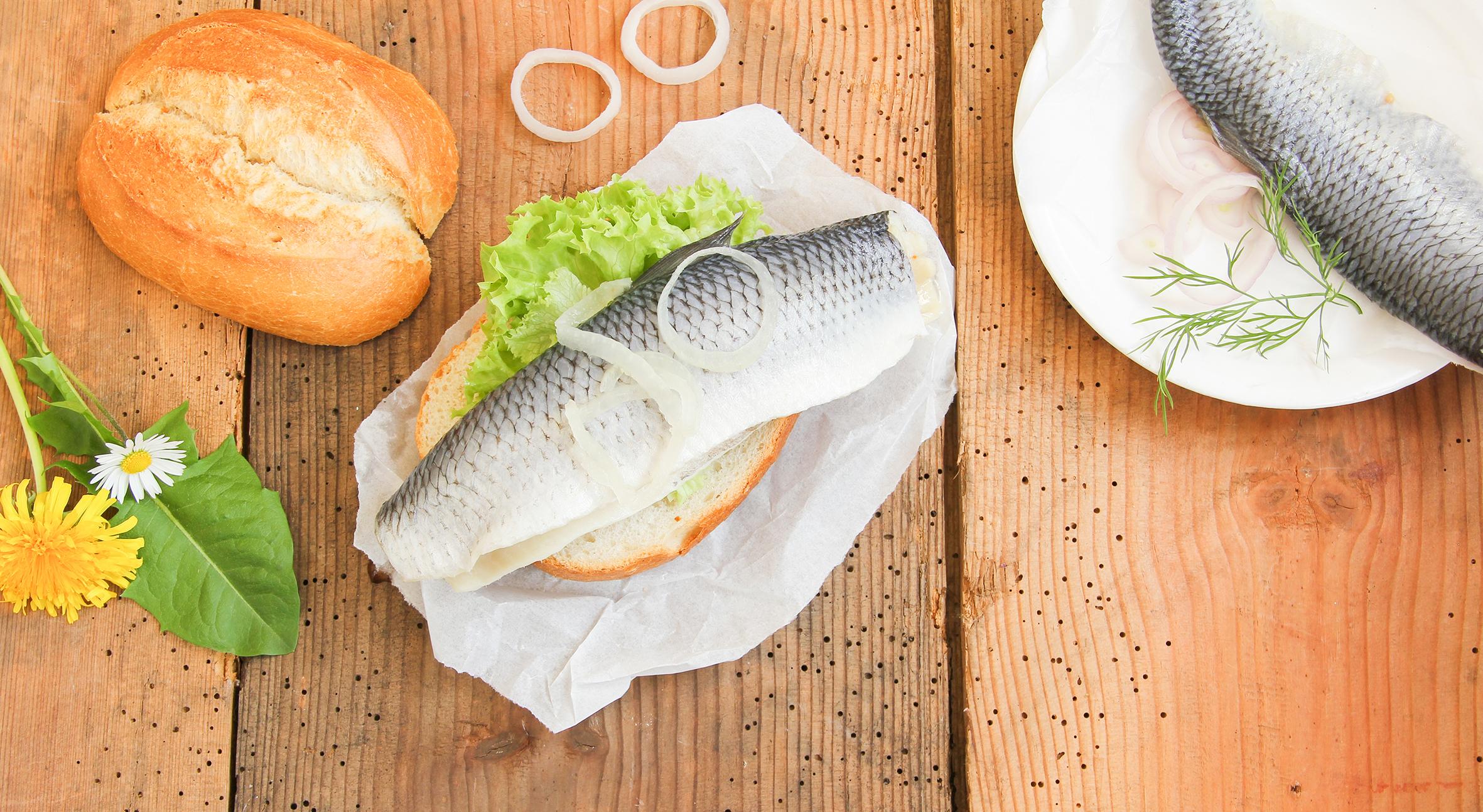 Gesunder Fisch aus Norddeutschland bei Jungborn
