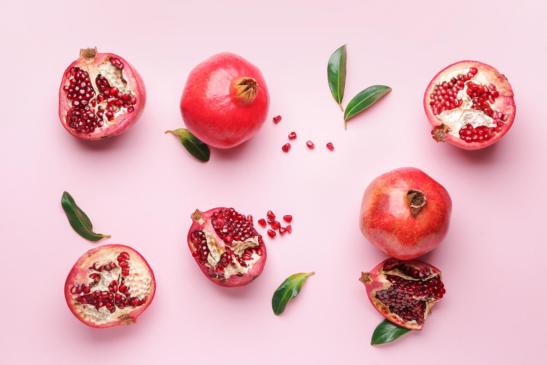 Powerfrucht Granatapfel Jungborn