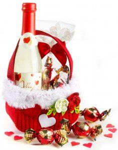 Geschenkset zum Valentinstag von Jungborn