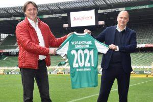 Jungborn & Werder 2021 – Wir sind neuer Werder Regio-Sponsor!