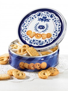 """Keksdose """"Buttercookies"""""""