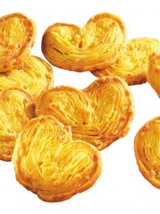 Pikante Käseöhrchen