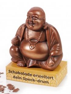 Schoko-Buddha