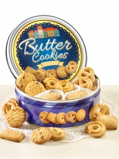 """Dose """"Butter Cookies"""""""