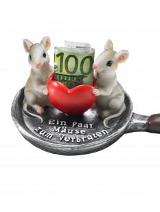 Mäuse zum Verbraten