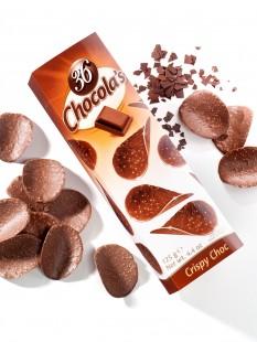 Choco Crispy Blätter