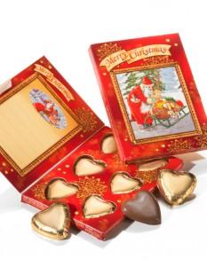 Weihnachts-Grußkarte