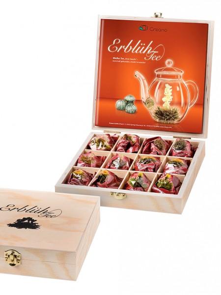 Erblüh-Tee-Kiste