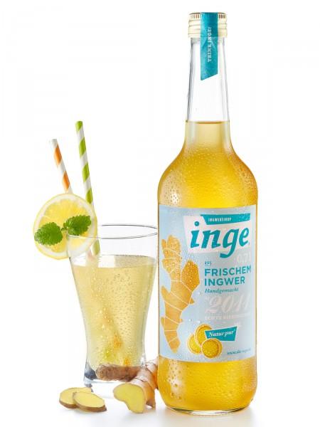"""""""Inge®"""", der Ingwersirup"""