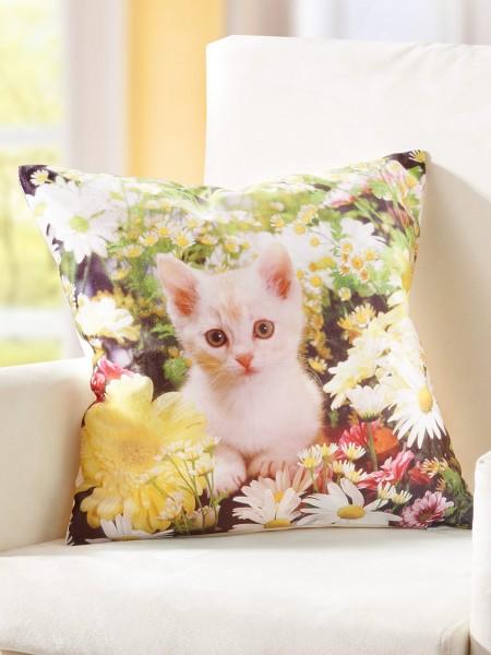 """Kissenhülle """"Kätzchen"""""""
