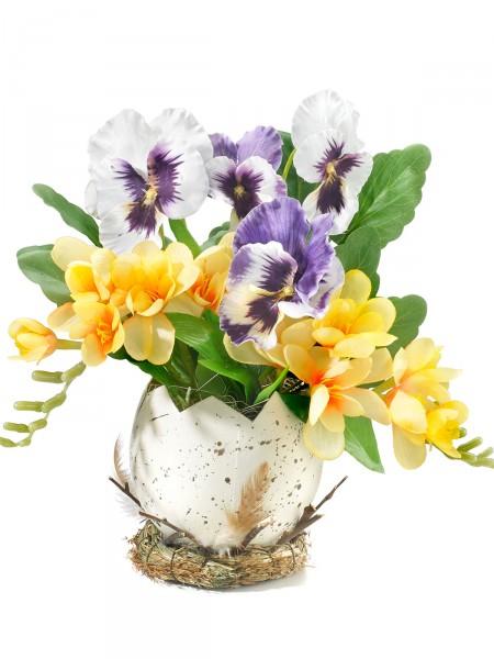 """Blütenei """"Frühling"""""""