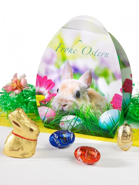 "Gruß ""Frohe Ostern"""