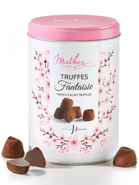 Französische Kakaotrüffel