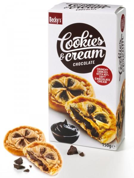 "Gefüllte Cookies ""Chocolate"""