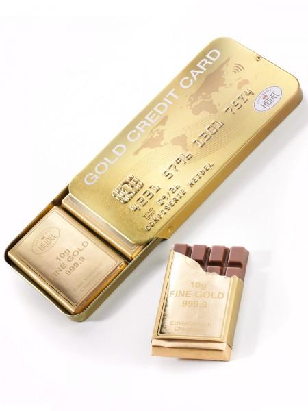 Süße Kreditkarte