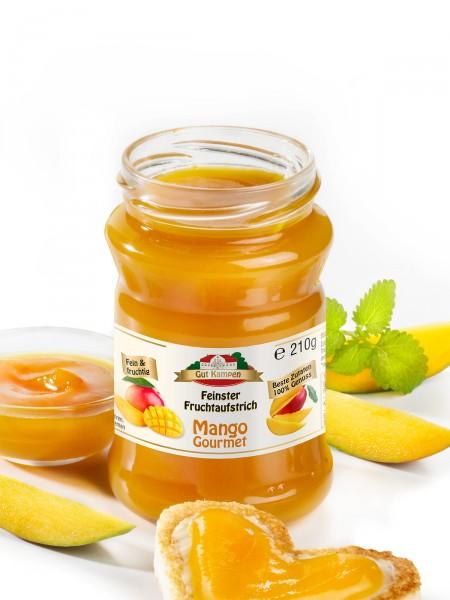 Mango-Gourmet-Bio-Fruchtaufstrich