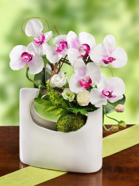 "Orchideengesteck ""Mira"""