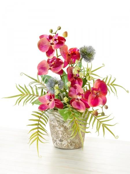 """Antiktopf """"Orchidee"""""""