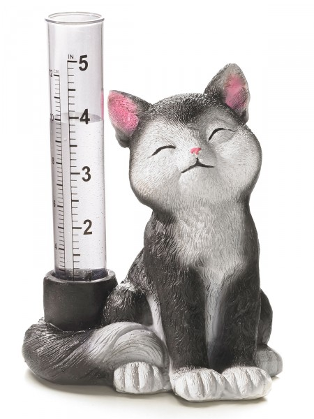 "Regenmesser ""Katze"""