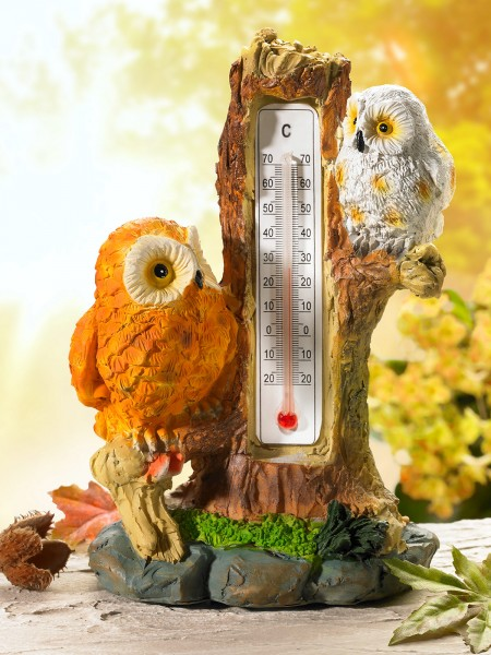 """Thermometer """"Eulen"""""""