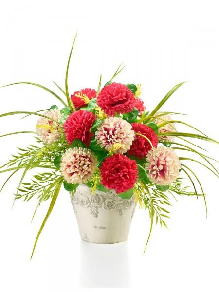"Antiktopf ""Chrysantheme"""