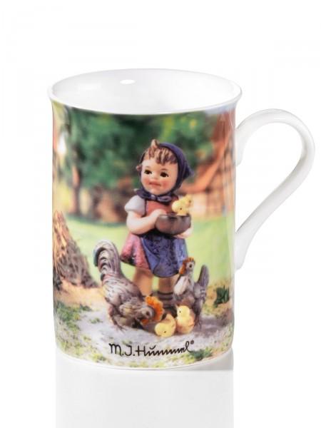 "Hummelbecher ""Hühnerhof"""