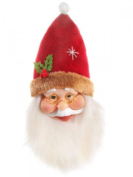 Weihnachtsmannkopf