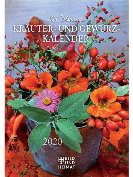 Gewürz- und Kräuterkalender 2020