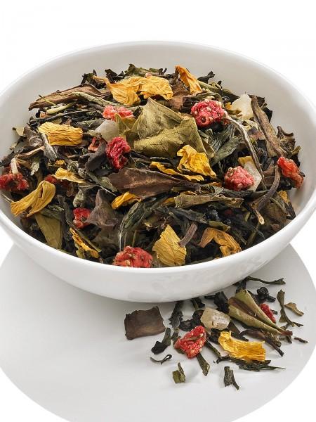 """Grüner Tee """"7 grüne Kostbarkeiten"""""""