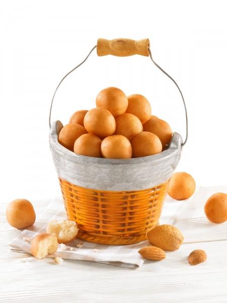 Süßer Kartoffelkorb
