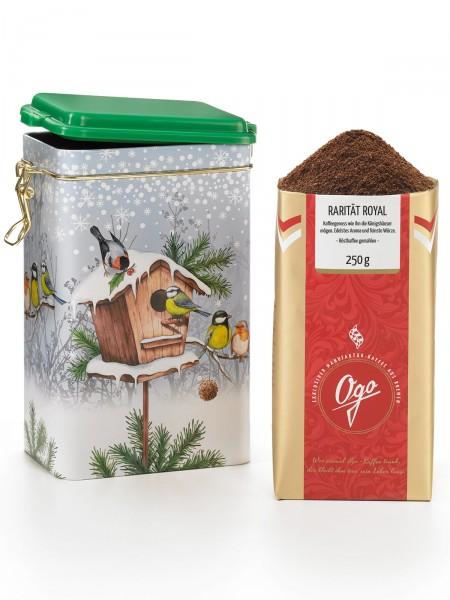 "Ogo-Präsent-Kaffeedose ""Winter"""