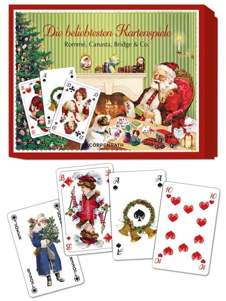 Nostalgie-Kartenspiel