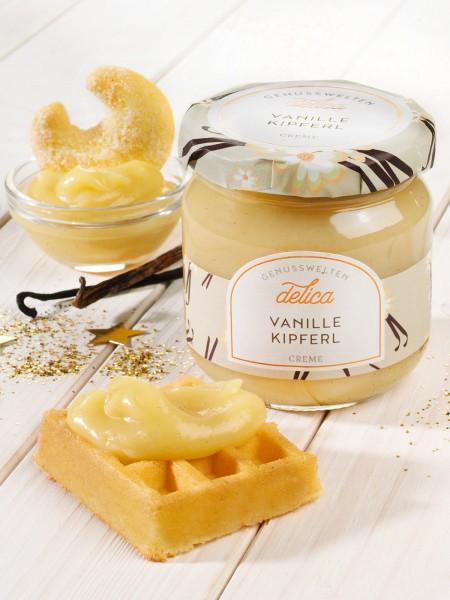 Vanillekipferl-Creme