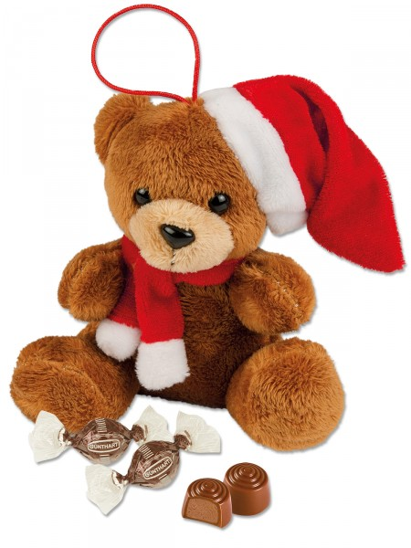 Süßes Weihnachtsbärchen
