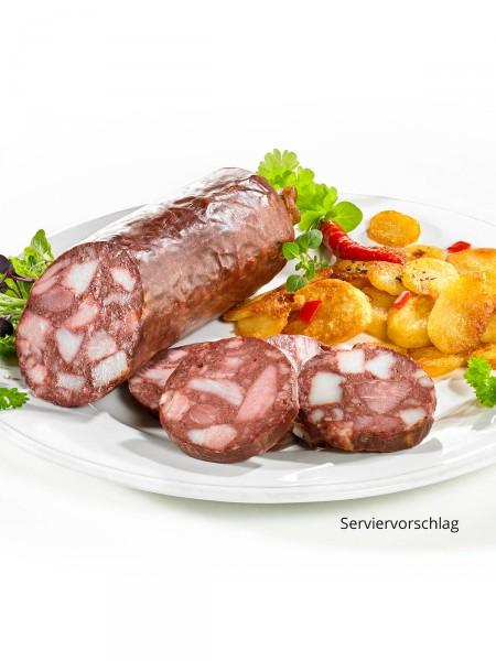 Fleischrotwurst