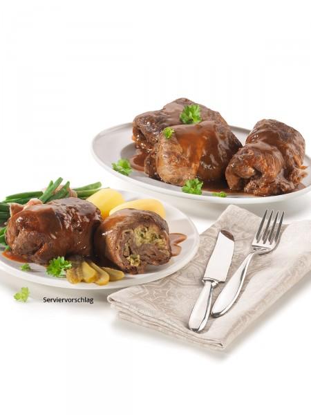 """Rouladen """"Hausmacherart"""" in Sauce"""