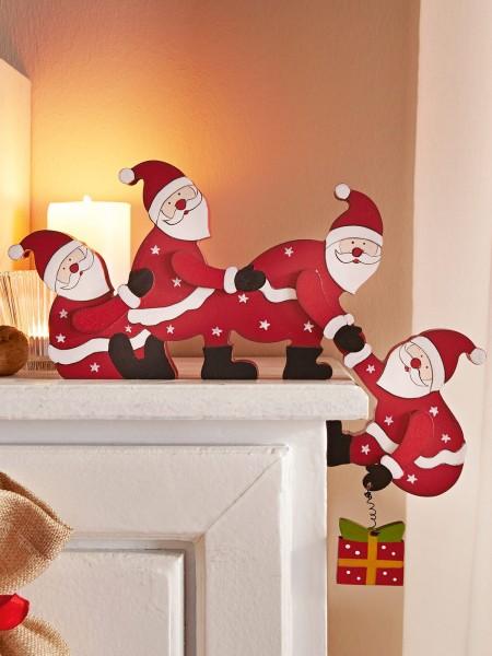 """Kantendeko """"Santas"""""""
