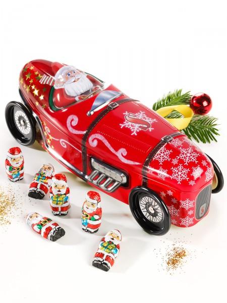 "Süßer Rennwagen ""Santa"""