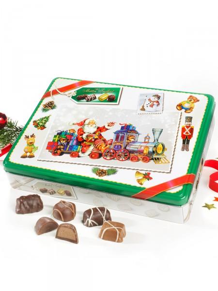 """Pralinendose """"Weihnachten"""""""