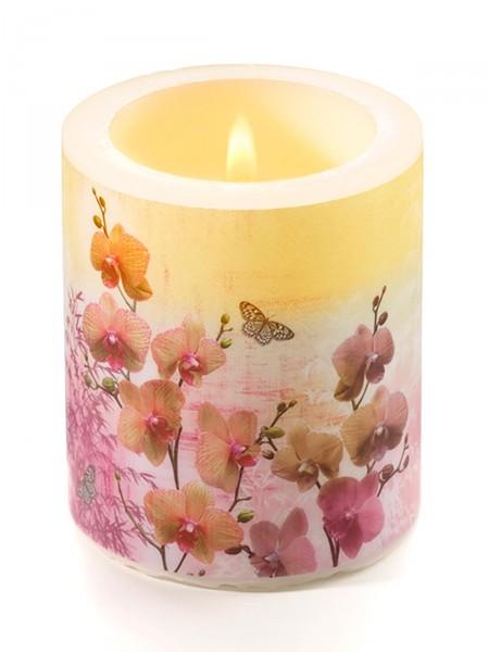 """Kerze """"Orchidee"""""""