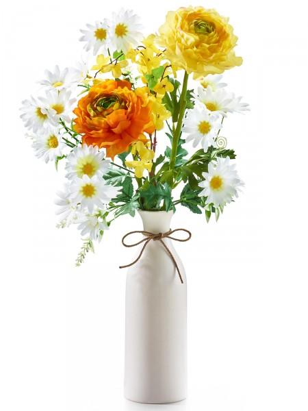 "Vase ""Ranunkelstrauß"""