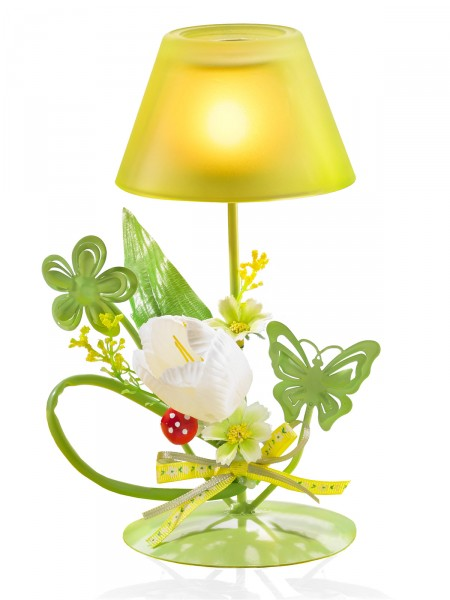 """Teelichtzauber """"Frühling"""""""