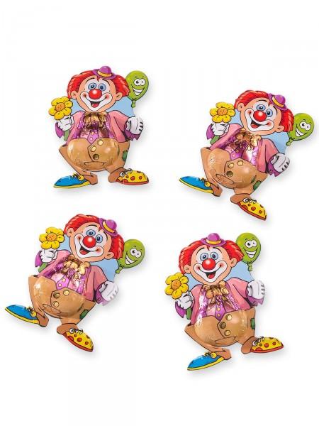 Schoko -Clownerie