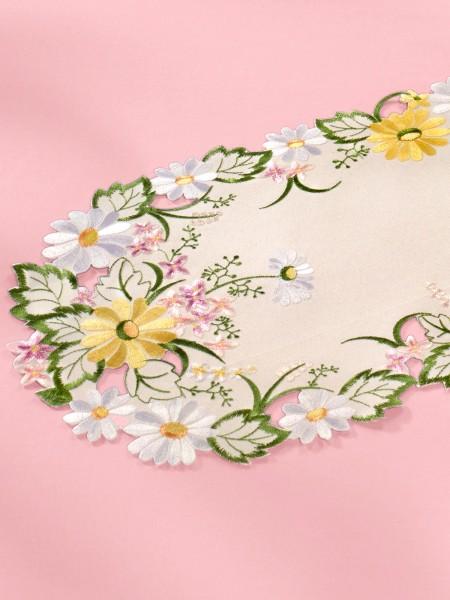 """Tischläufer """"Blütenreigen"""""""