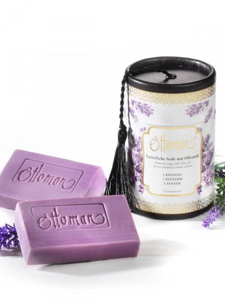 Lavendel-Olivenölseife