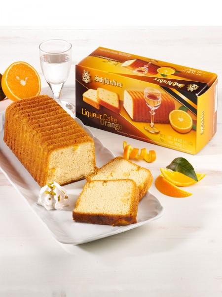 Orangenlikör-Kuchen