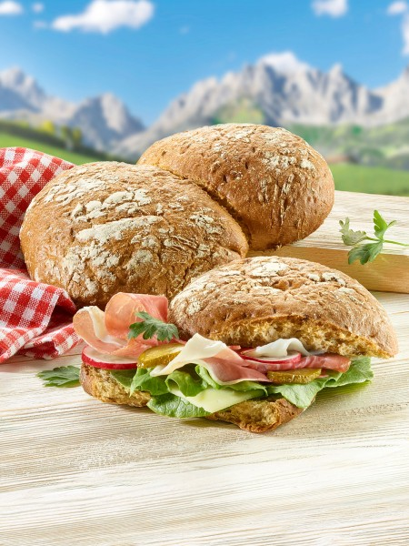 Vinschgerl-Brot