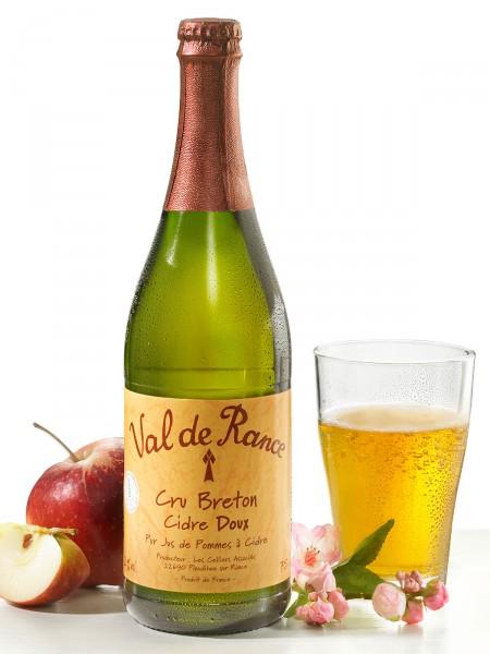Bretonischer Cidre, lieblich