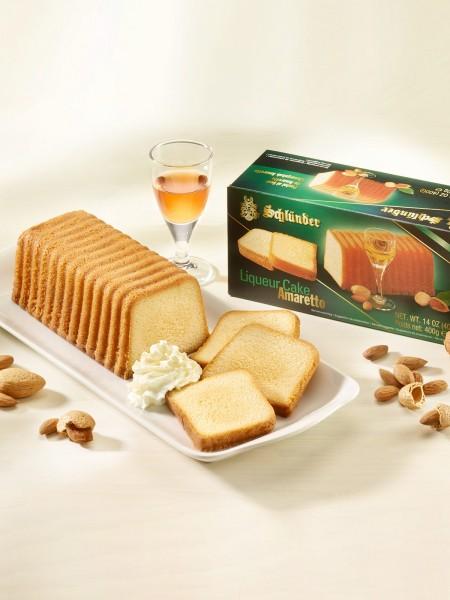 Amaretto-Kuchen